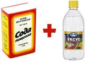 kak-prochistit-zasor-vannoy-soda-i-uksus-1542709