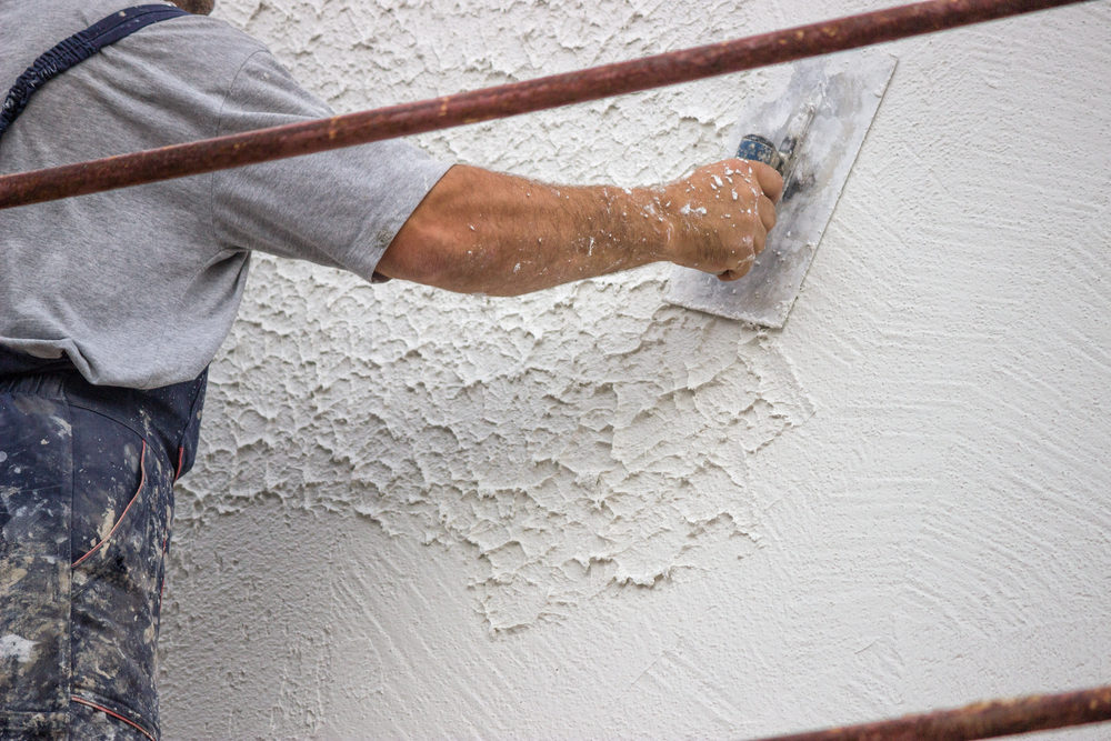 decorative-plaster-applied-on-the-surface-by-a-steel-trowel