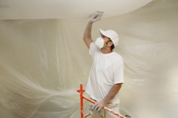 При проведении ремонтных работ важно соблюдать безопасность
