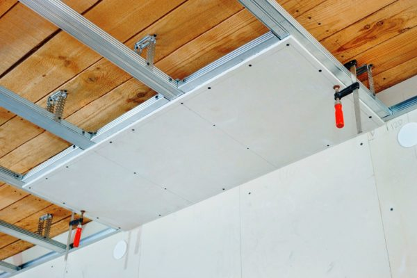 Гипсокартон - самый востребованный строительный материал