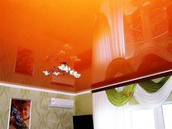 Оранжевый - теплый и жизнерадостный цвет