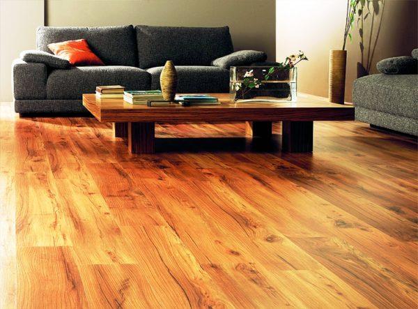 Натуральный деревянный пол