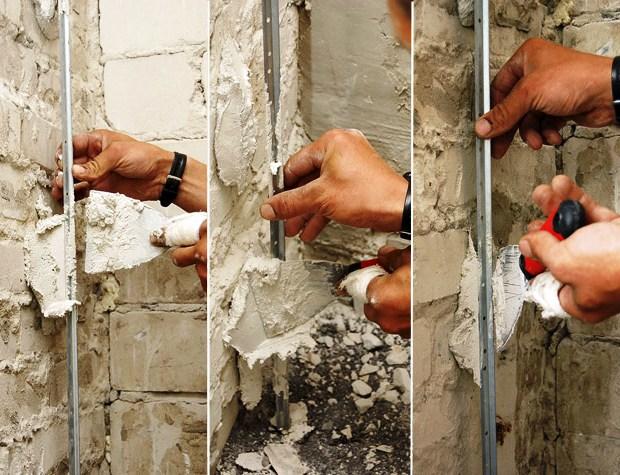 Как и чем выровнять стены своими руками 51