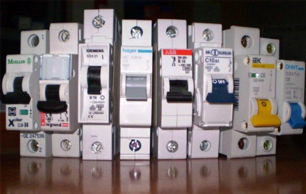 Автоматические выключатели обеспечивают безопасность работы энергосистемы