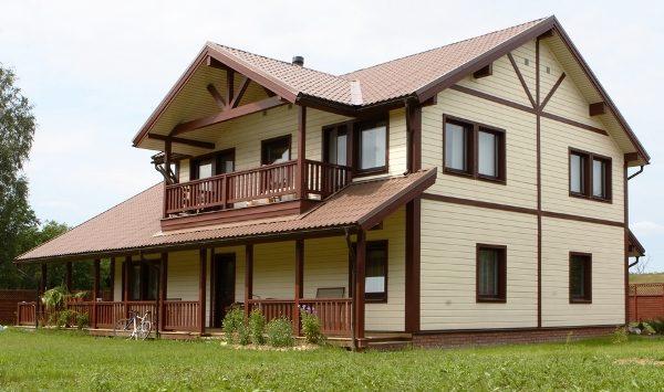 Каркасный дом - преимущества и недостатки