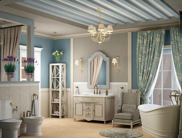 Какой стиль интерьера выбрать для ванной комнаты