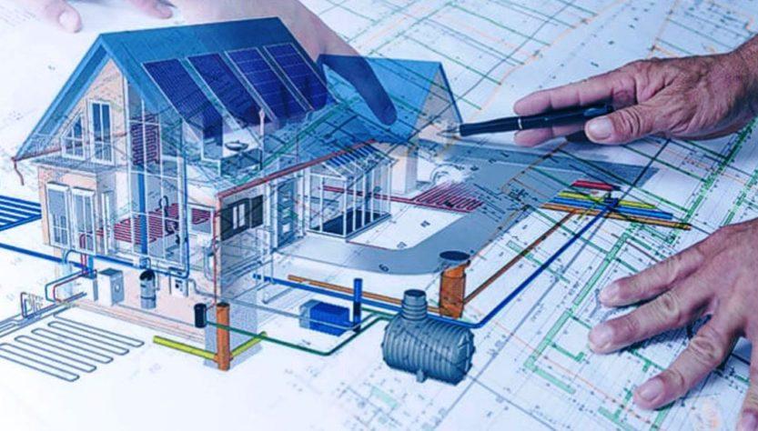 Инженерные системы в загородном доме