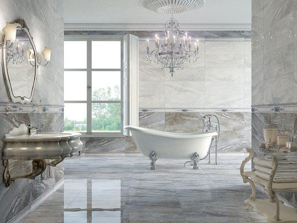 мрамор для ванной