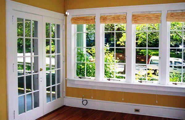 виниловые окна и двери