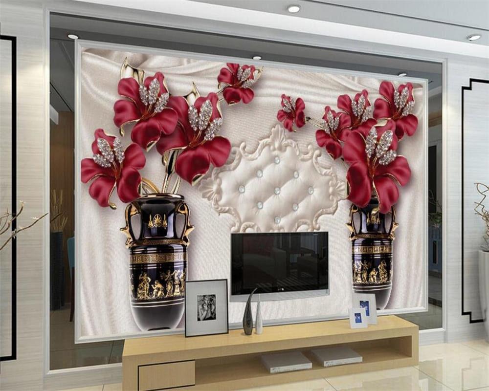beibehang-custom-wallpaper-3d-living-room-bedroom-tv-european-jewelry-flower-tv-background-walls-mural-wallpaper-5482926