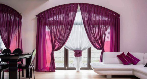 Меняем шторы: простой и одновременно сложный способ быстро преобразить комнату