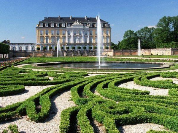 Сады Германии