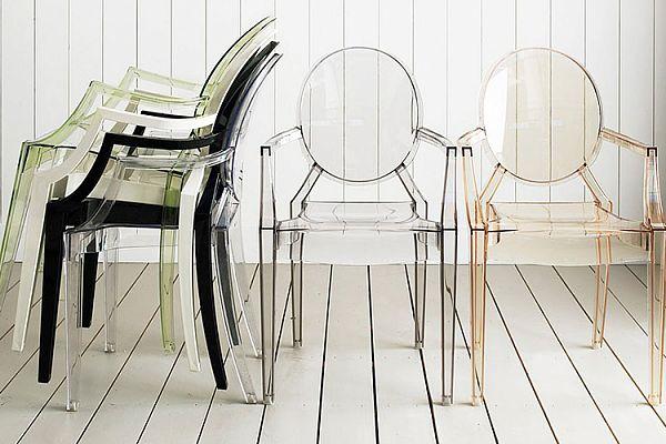 дизайнерские стулья в интерьере