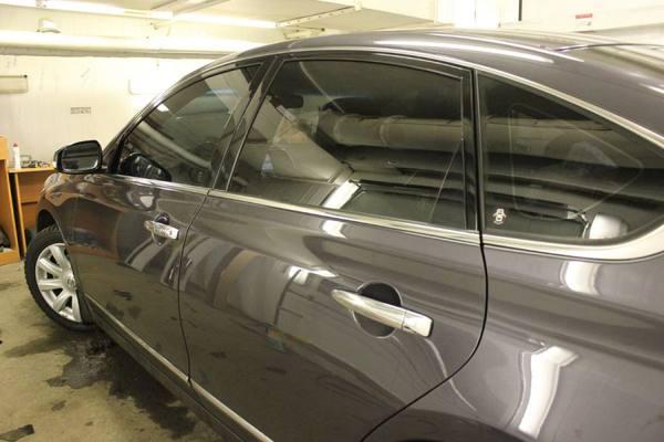 Тонированные автомобильные стёкла