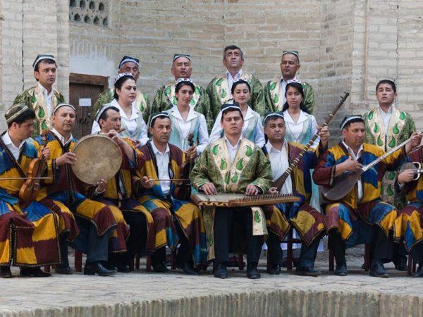 Узбекская музыка