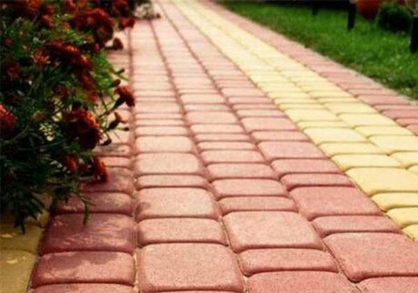 Выбор тротуарной плитки !