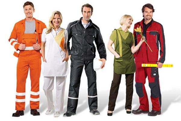 выбрать летнюю рабочую одежду