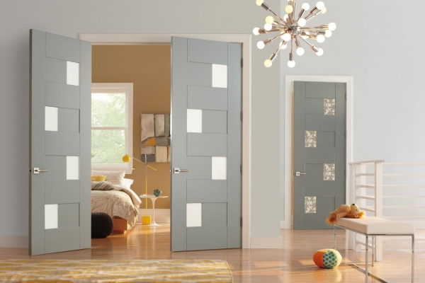 Межкомнатные двери в доме