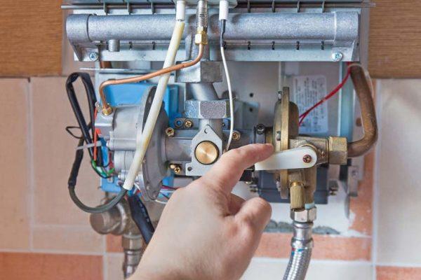 Газовая колонка ремонт