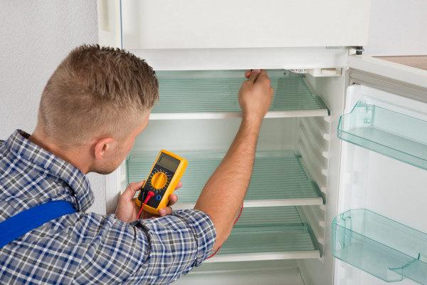Причины неисправности холодильника
