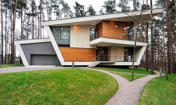 Ремонт и строительство современных домов