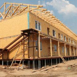 Преимущества винтовых свай в строительстве малоэтажных сооружений