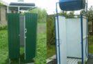 Душевая кабина для дачи от «Мира Садовых Душей»
