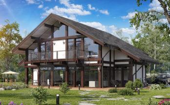 Этапы строительства фахверковых домов
