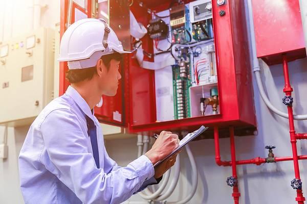 условий труда и пожарной безопасности на предприятиях