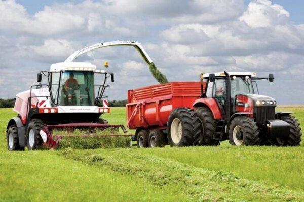 Установка кондиционера на сельхозтехнику