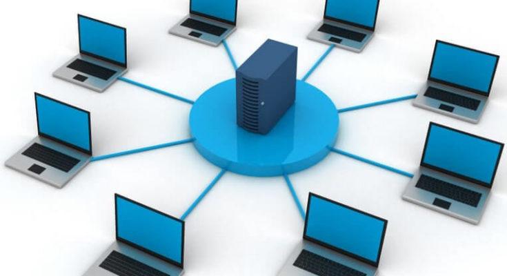 выбрать сервер для офиса