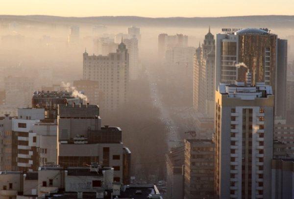 Городская пыль