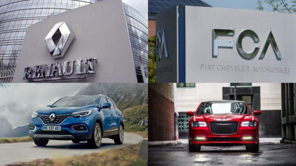 Fiat Chrysler (FCA) и Renault