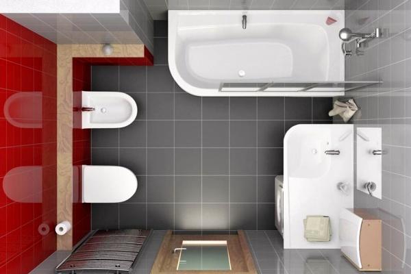 Перепланировка санузла и ванной комнаты