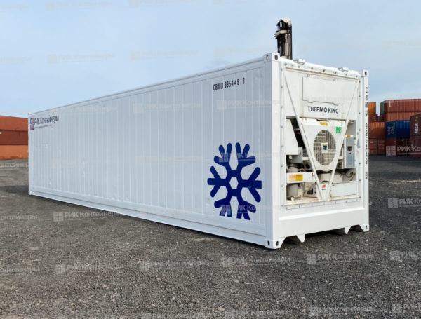 Морской контейнер рефрижатор 2