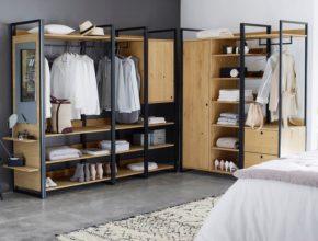 Шкаф – предмет в доме главный! Какими бывают шкафы одежные и шкафчики для раздевалок
