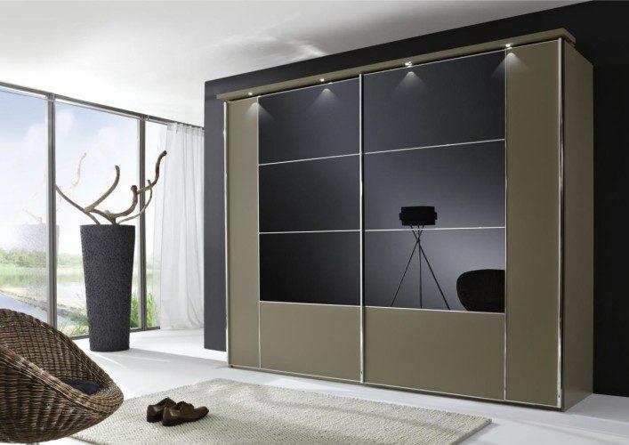 menzo-sliding-door-wardrobe-from-wiemann-in-sahara-with-black-glass-e1438111697913-4012225