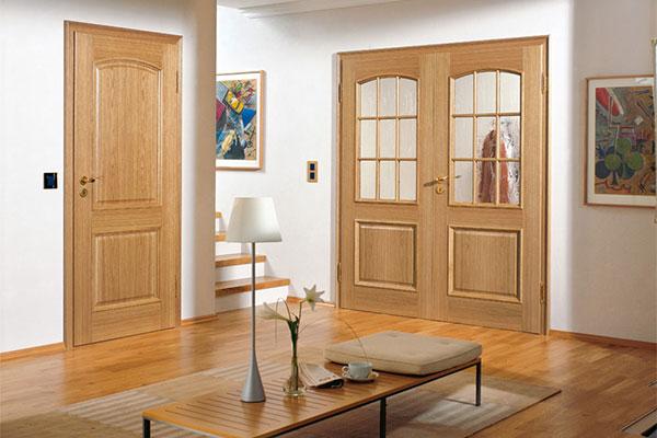 Межкомнатные двери в квартире