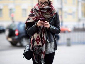 Женский шарф палантин как выбрать